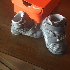 Nike Lebron James basketball shoes